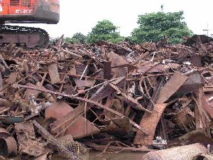 Heavy Iron Scrap