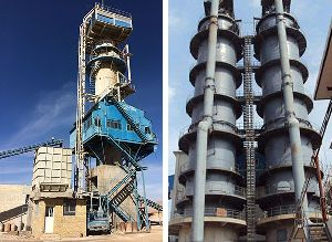 Cement Vertical Shaft Kiln