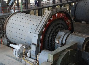 Continuous Ball Mill