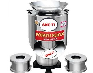 Industrial Potato Slicer