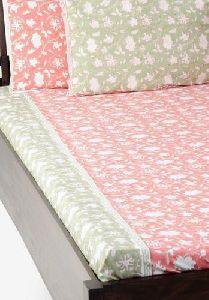 Cotton Handmade Bedsheet