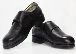 Ladies Leather Safety Shoes