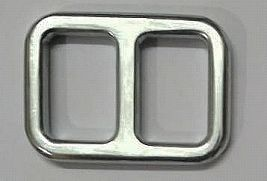 B Ring Large Belt Buckle