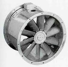 FRP Axial Fan