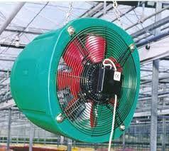 Industrial Jet Fans