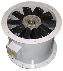 Roof Mounted Axial Fan