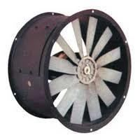 Tunnel Ventilation Axial Fan