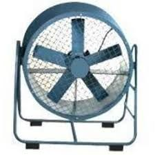 Ventilation Man Cooler Fan