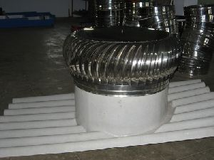 Wind Turbo Ventilator