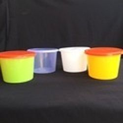 Plastic Colored Containers