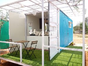 Fabricated Portable Cabin