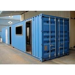 Mobile Cargo Container