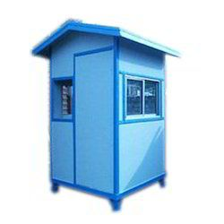 Modular Portable Security Cabin