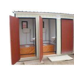 Modular Portable Toilet