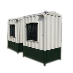 Movable Portable Security Cabin