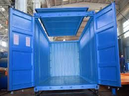 Open Top Cargo Container