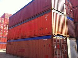 Open Top Used Shipping Container