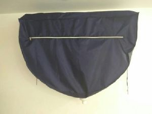 Black AC Wash Bag