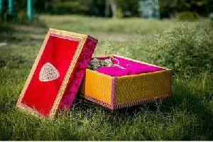 Designer Lehenga Box