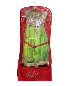 Transparent Lehenga Cover