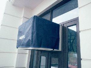 Window AC Cover