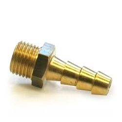 Brass Fitting Hose Nipple