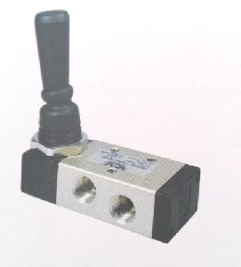 Pneumatic Hand Operated Valve