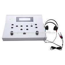 Hearing Aid Audiometer
