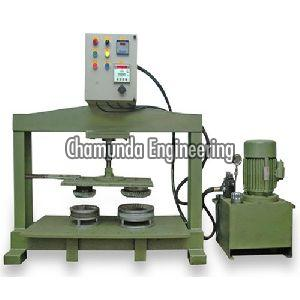 Four Column Paper Plate Making Machine