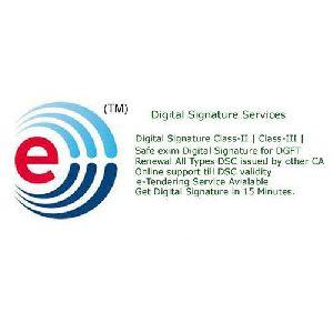 Class 3A Individual Digital Signature Certificate