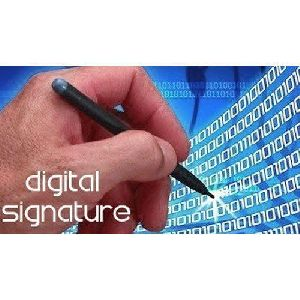 E-Tendering Digital Signature Certificate