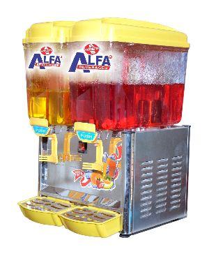 2 Flavor Juice Dispenser