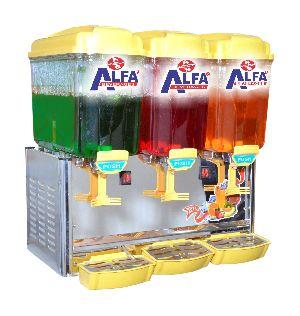 3 Flavor Juice Dispenser