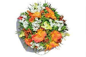 Artificial Iris Flower Bouquet