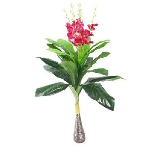 Artificial Orchid Flower Tree