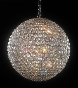 Crystal Hanging Ball