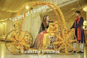 Decorated Palki