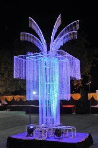 Decorative Crystal Tree