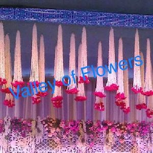 Decorative Flower Garland