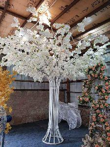 Lighted Flower Tree