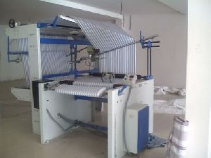 Double Fold Opening & Rolling Machine