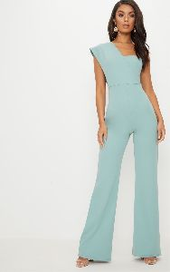 Plain Jumpsuits