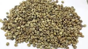 Green Coffee - Arabica Beans ( Unwashed )
