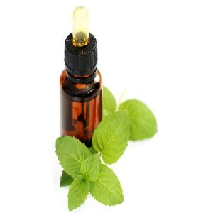 Green Mint Oil