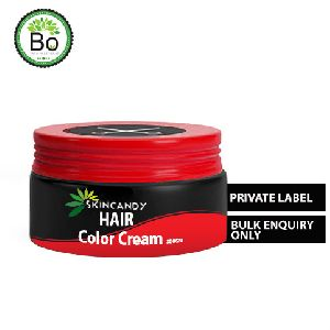 Hair Color Cream