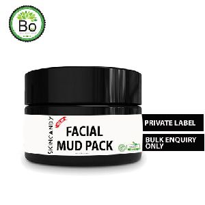 Natural Face Mud Pack