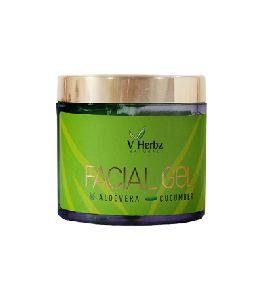 Aloe Vera Cucumber Facial Gel