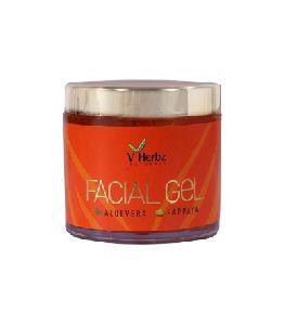 Aloe Vera Pappaya Facial Gel
