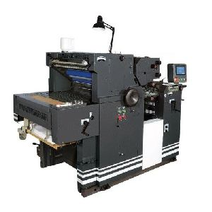Single Colour Non Woven Bag Printing Machine