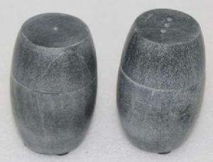 Soapstone Salt and Pepper Shaker